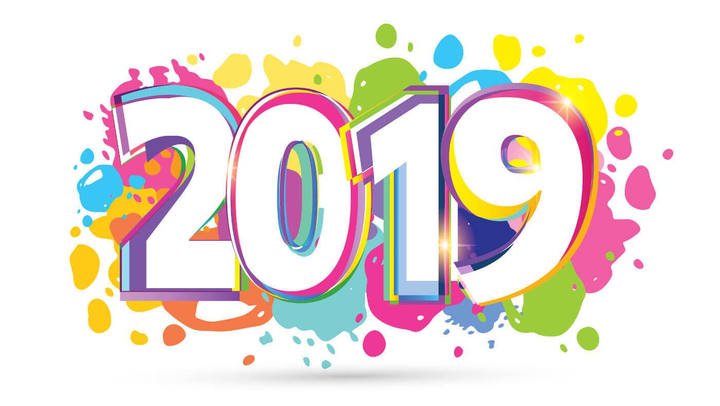 2019 תהיה שנת התזונה המבריאה שלך!